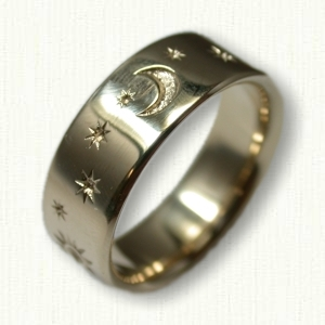Astrology wedding rings affordable zodiac jewelry wedding rings
