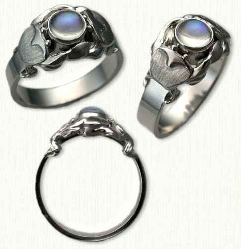 steel breast the sisters rings cancer daughters zirconium friends mothers ring